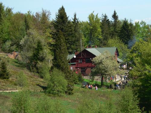 Wycieczka na Leskowiec